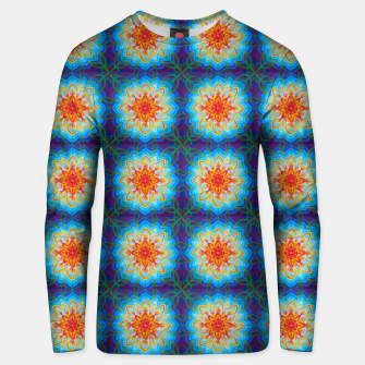 Thumbnail image of Sunflower Pattern Unisex sweater, Live Heroes