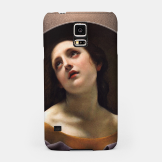 Thumbnail image of Allegory of Patience by Carlo Dolci Samsung Case, Live Heroes