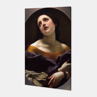 Thumbnail image of Allegory of Patience by Carlo Dolci Canvas, Live Heroes