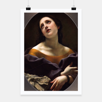 Thumbnail image of Allegory of Patience by Carlo Dolci Poster, Live Heroes