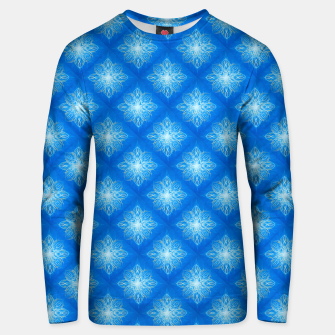 Thumbnail image of Sunburst Pattern Unisex sweater, Live Heroes