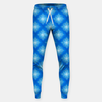 Thumbnail image of Sunburst Pattern Sweatpants, Live Heroes