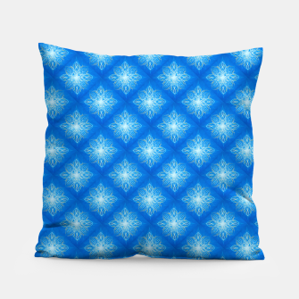 Thumbnail image of Sunburst Pattern Pillow, Live Heroes