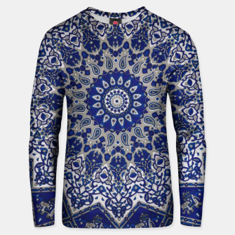 Thumbnail image of Andalusia Traditional Moroccan Mandala Alhambra Unisex sweater, Live Heroes