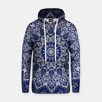 Andalusia Traditional Moroccan Mandala Alhambra Hoodie obraz miniatury