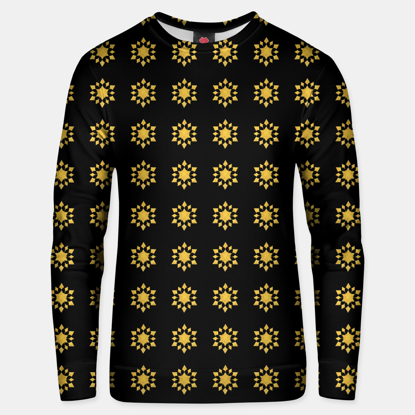 Image of Communication Wealth Amulet Pattern Unisex sweater - Live Heroes