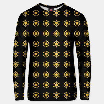 Communication Wealth Amulet Pattern Unisex sweater thumbnail image
