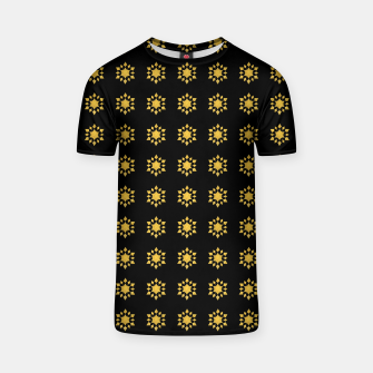 Communication Wealth Amulet Pattern T-shirt thumbnail image