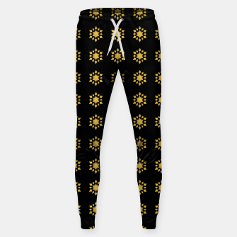 Communication Wealth Amulet Pattern Sweatpants thumbnail image