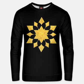 Thumbnail image of Communication Wealth Amulet  Unisex sweater, Live Heroes