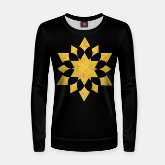 Thumbnail image of Communication Wealth Amulet  Women sweater, Live Heroes