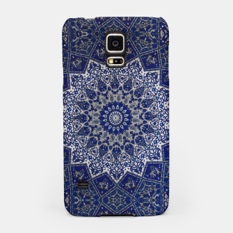 Andalusia Traditional Moroccan Mandala Alhambra Samsung Case obraz miniatury
