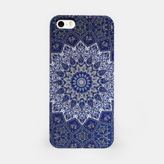 Andalusia Traditional Moroccan Mandala Alhambra iPhone Case obraz miniatury