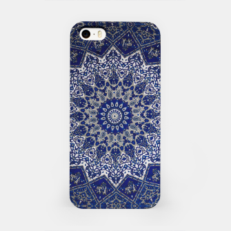 Thumbnail image of Andalusia Traditional Moroccan Mandala Alhambra iPhone Case, Live Heroes