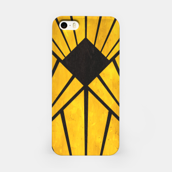 Thumbnail image of Art Deco - Golden Age - 05 iPhone Case, Live Heroes