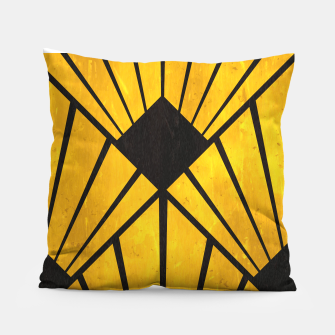 Thumbnail image of Art Deco - Golden Age - 05 Pillow, Live Heroes