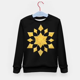 Thumbnail image of Communication Wealth Amulet  Kid's sweater, Live Heroes