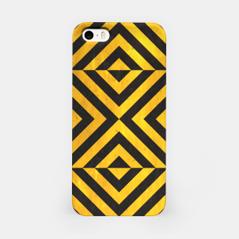 Thumbnail image of Art Deco - Golden Age - 04 iPhone Case, Live Heroes