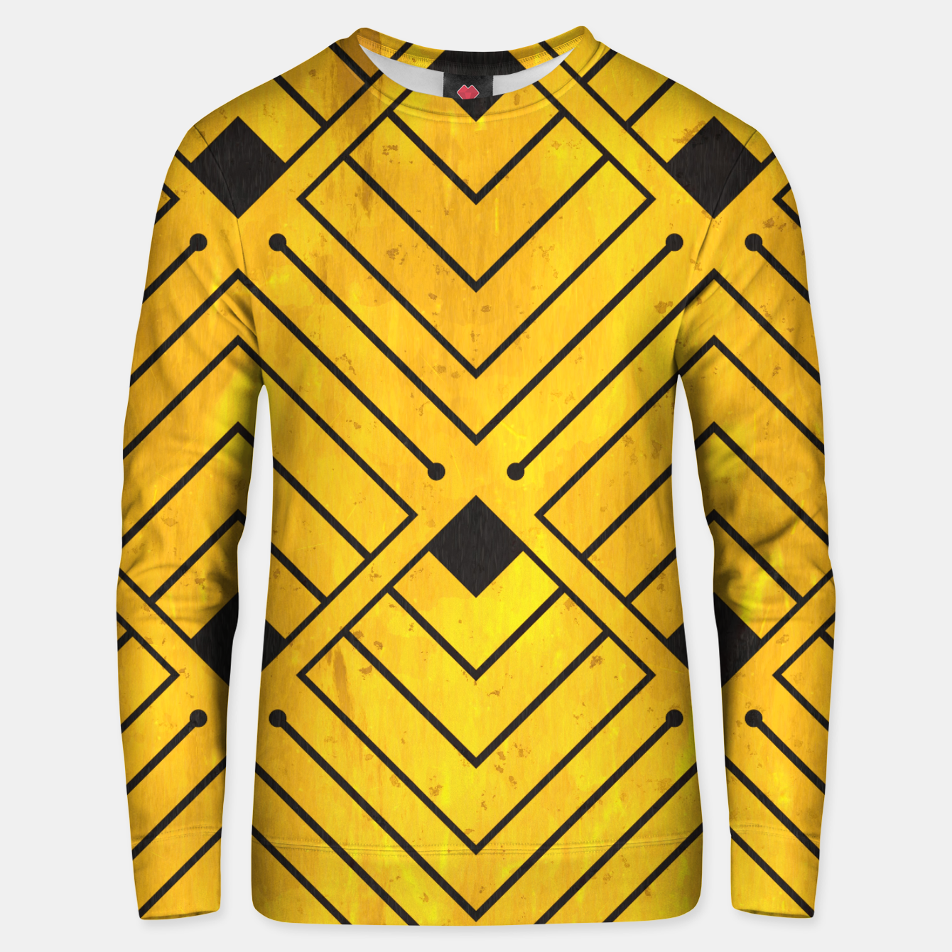 Image of Art Deco - Golden Age - 07 Unisex sweater - Live Heroes