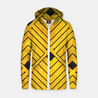 Art Deco - Golden Age - 07 Zip up hoodie thumbnail image