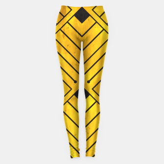 Miniatur Art Deco - Golden Age - 07 Leggings, Live Heroes