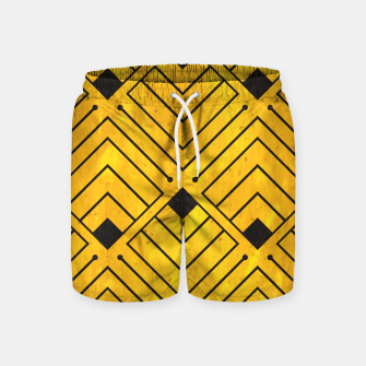 Thumbnail image of Art Deco - Golden Age - 07 Swim Shorts, Live Heroes