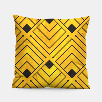 Miniatur Art Deco - Golden Age - 07 Pillow, Live Heroes