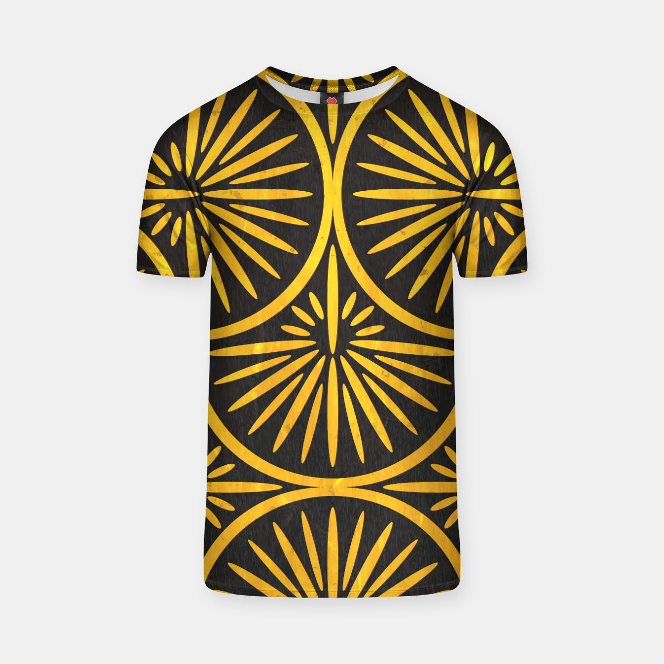 Image of Art Deco - Golden Age - 09 T-shirt - Live Heroes