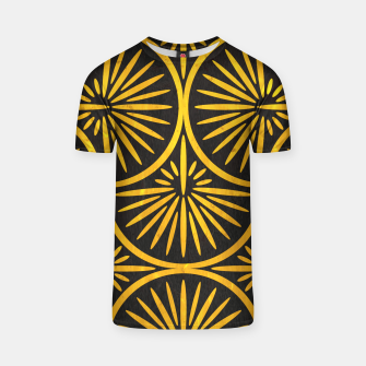 Thumbnail image of Art Deco - Golden Age - 09 T-shirt, Live Heroes