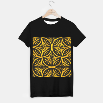 Art Deco - Golden Age - 09 T-shirt regular thumbnail image