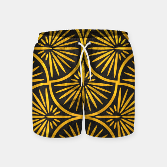 Art Deco - Golden Age - 09 Swim Shorts Bild der Miniatur