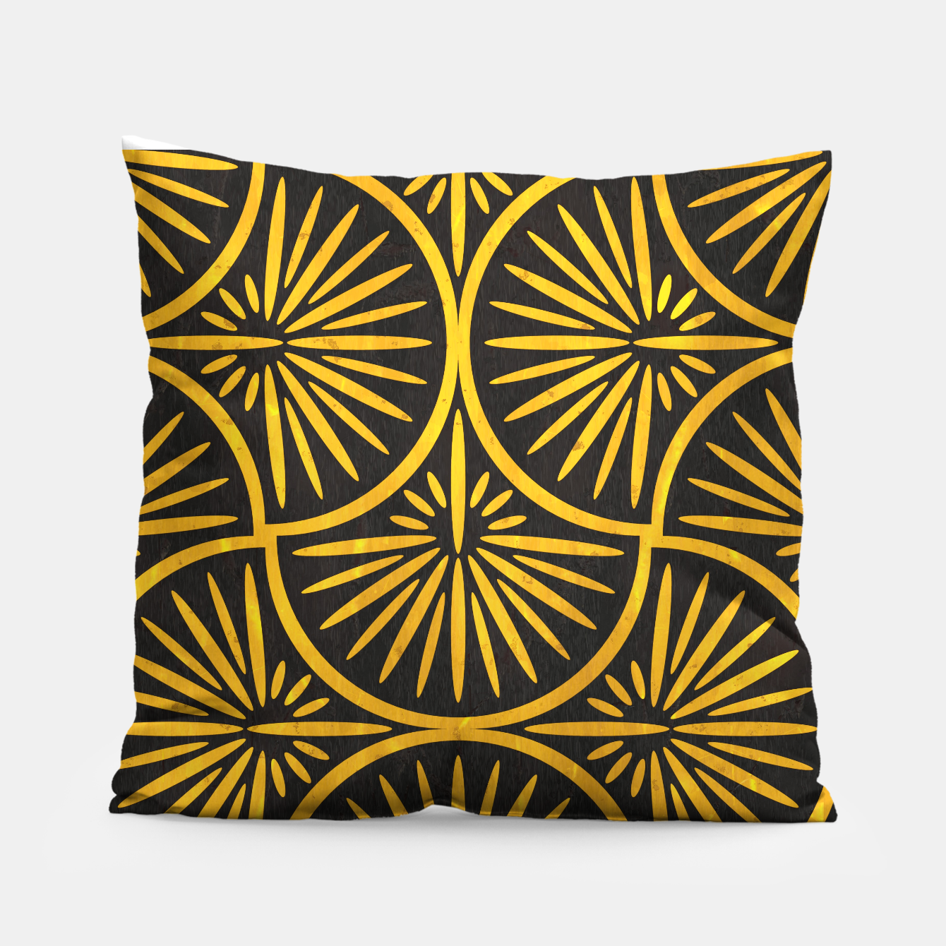 Image of Art Deco - Golden Age - 09 Pillow - Live Heroes