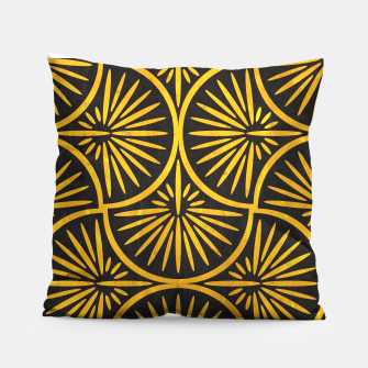 Art Deco - Golden Age - 09 Pillow thumbnail image