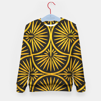 Art Deco - Golden Age - 09 Kid's sweater thumbnail image