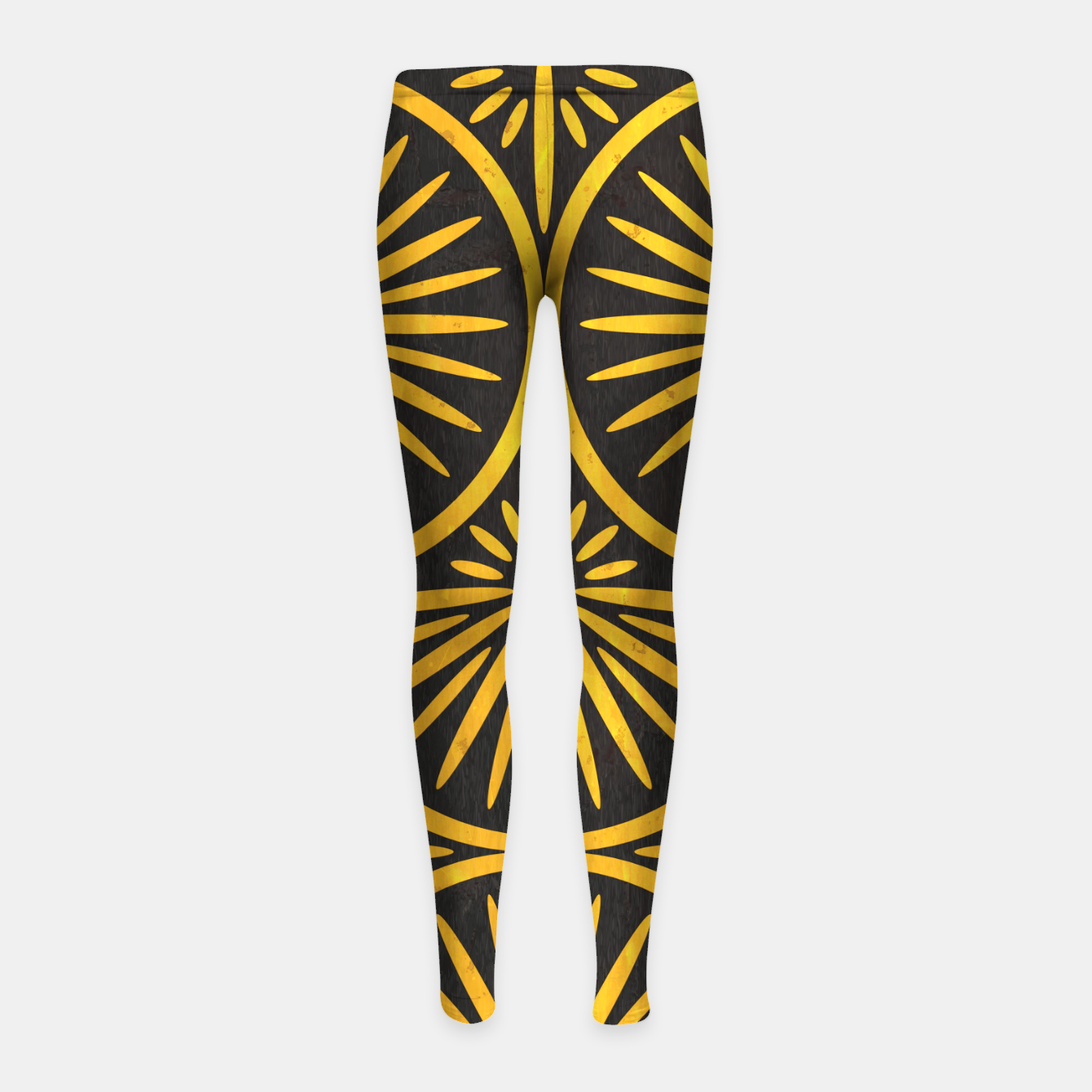 Image of Art Deco - Golden Age - 09 Girl's leggings - Live Heroes