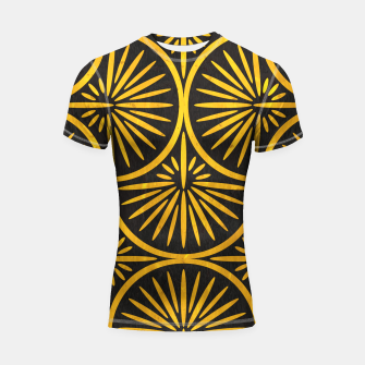 Thumbnail image of Art Deco - Golden Age - 09 Shortsleeve rashguard, Live Heroes
