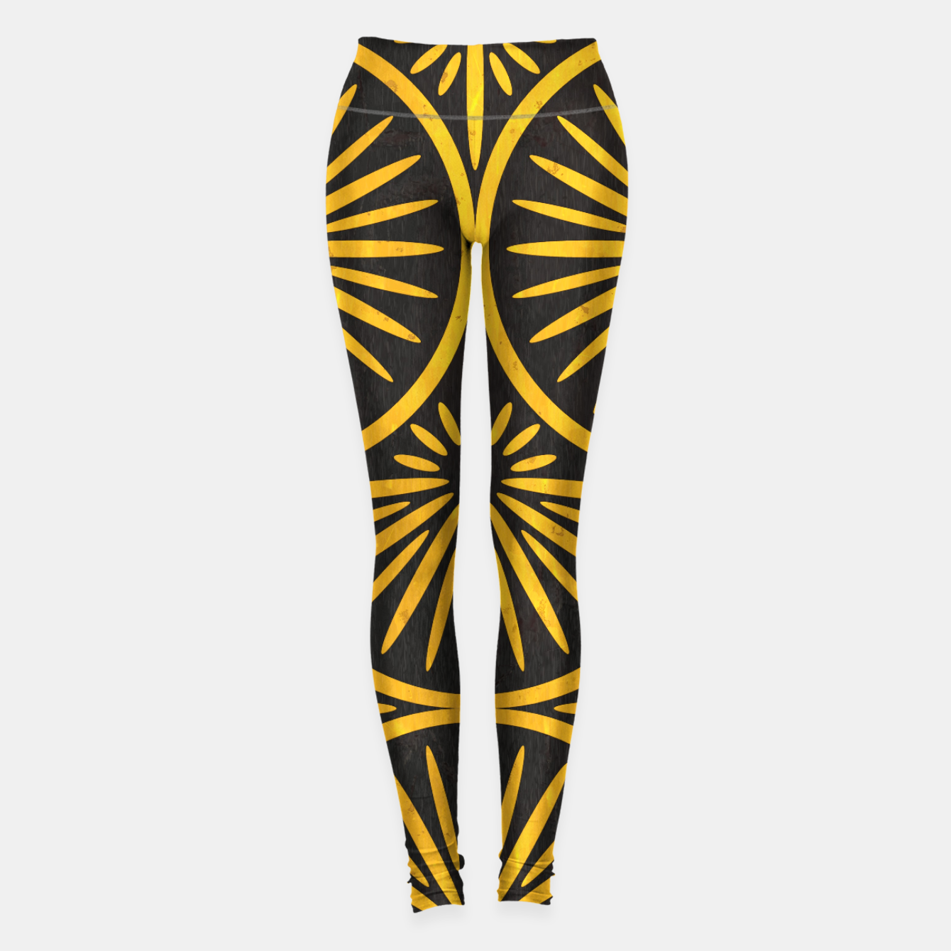 Image of Art Deco - Golden Age - 09 Leggings - Live Heroes