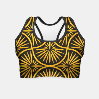 Miniatur Art Deco - Golden Age - 09 Crop Top, Live Heroes