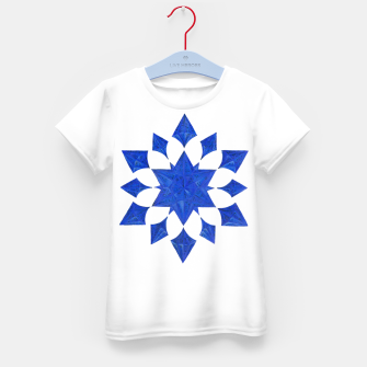 Communication Wealth Amulet Blue Kid's t-shirt thumbnail image