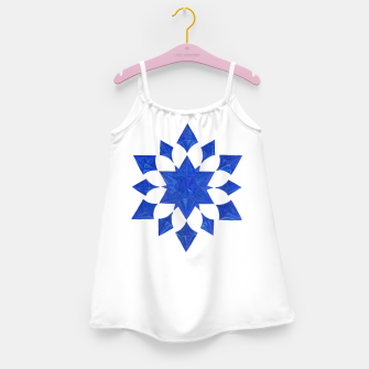 Communication Wealth Amulet Blue Girl's dress thumbnail image