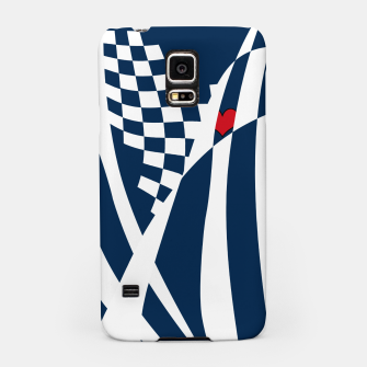 Thumbnail image of Racing Heart Samsung Case, Live Heroes