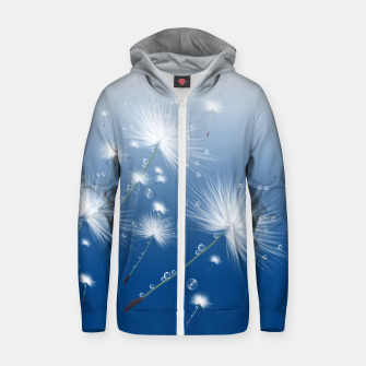 Thumbnail image of Wishes Come True Zip up hoodie, Live Heroes