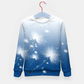 Thumbnail image of Wishes Come True Kid's sweater, Live Heroes
