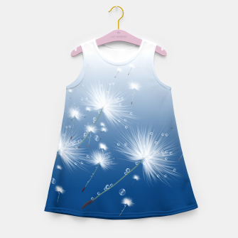 Thumbnail image of Wishes Come True Girl's summer dress, Live Heroes