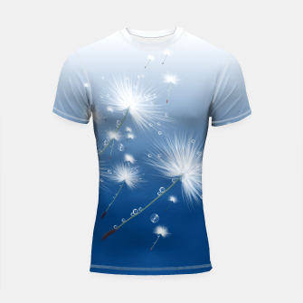 Thumbnail image of Wishes Come True Shortsleeve rashguard, Live Heroes