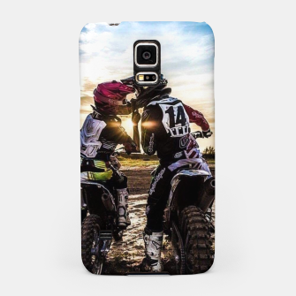 Thumbnail image of Motocross Racing Mx Samsung Case, Live Heroes