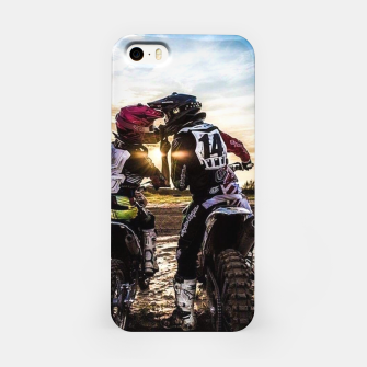 Thumbnail image of Motocross Racing Mx iPhone Case, Live Heroes