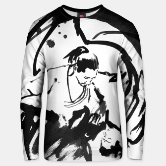 Thumbnail image of aikido Unisex sweater, Live Heroes