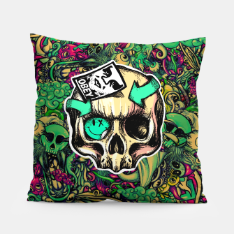 Miniatur Pirate Pillow, Live Heroes