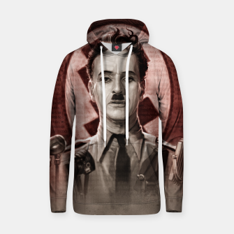 Thumbnail image of The Great Dictator - Charlie Chaplin Hoodie, Live Heroes